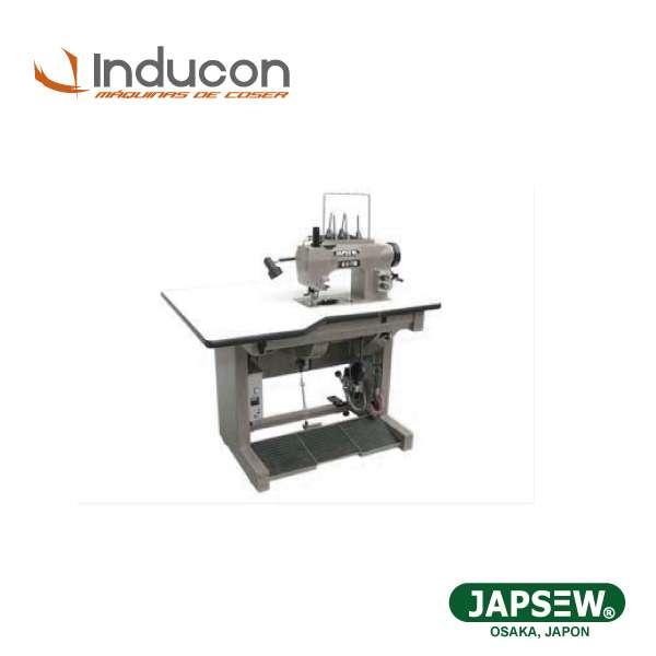 Foto de maquina de coser pin point de puntada a mano Japsew 781-Q