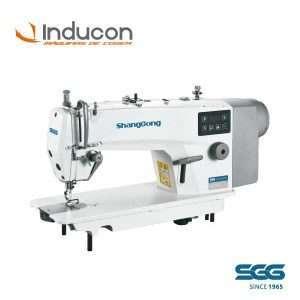 Foto de una máquina recta industrial semipesada ShangGong modelo GC8882E